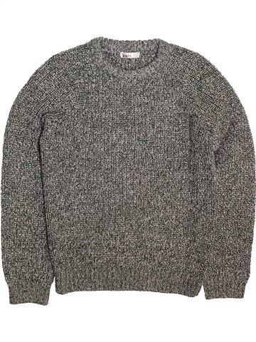 jersey niño M&CO gris 12 años invierno #1496401_1