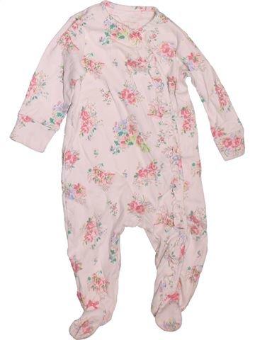 Pyjama 1 pièce fille NEXT violet 6 mois été #1496526_1