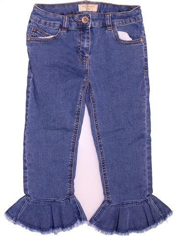 Pantalón corto niña NEXT azul 10 años verano #1496533_1