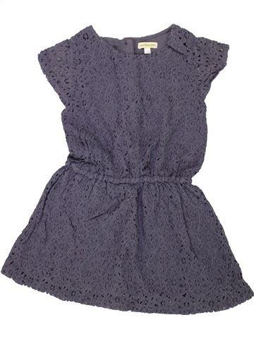 Vestido niña VERTBAUDET azul 6 años verano #1496694_1