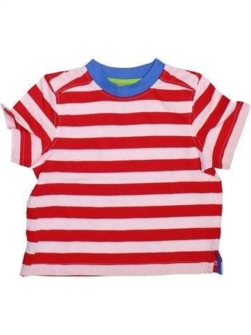 Camiseta de manga corta niño MINI CLUB rosa 12 meses verano #1496732_1