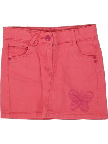Vestido niña VERTBAUDET rosa 5 años invierno #1496768_1