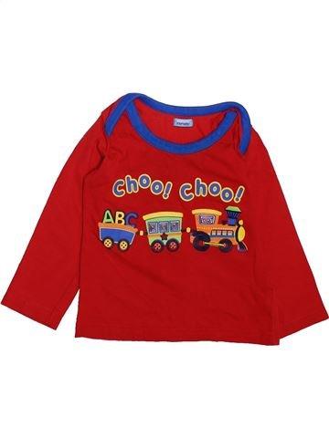 Camiseta de manga larga niño BHS rojo 2 años invierno #1496805_1