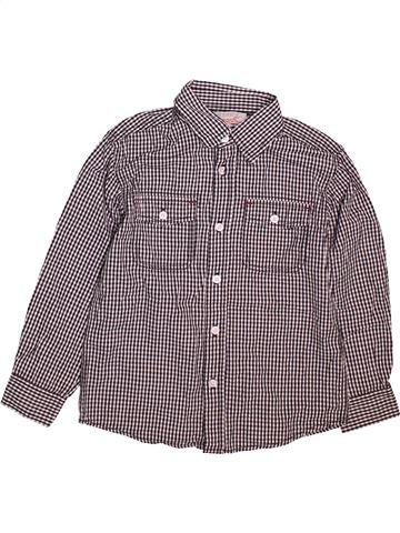 Camisa de manga larga niño PRIMARK gris 7 años invierno #1496812_1