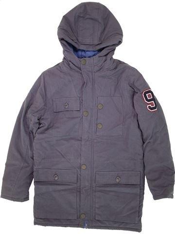 Manteau garçon OKAIDI bleu 12 ans hiver #1496861_1
