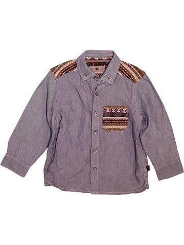 Camisa de manga larga niño NEXT gris 4 años invierno #1496888_1