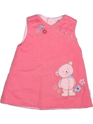 Vestido niña JASPER CONRAN rosa 3 meses invierno #1497131_1