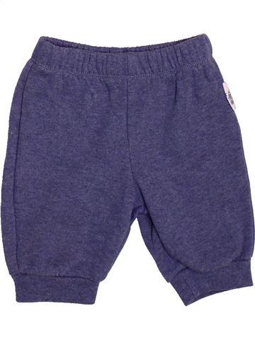 Pantalón niño DISNEY violeta 6 meses invierno #1497183_1