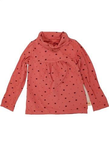 Camiseta de cuello alto niña SERGENT MAJOR rosa 2 años invierno #1497236_1