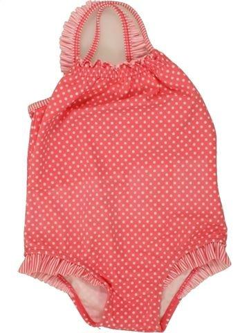 Bañador niña CYRILLUS rosa 3 años verano #1497243_1
