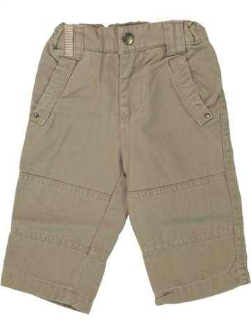 Pantalon garçon DPAM beige 6 mois hiver #1497320_1
