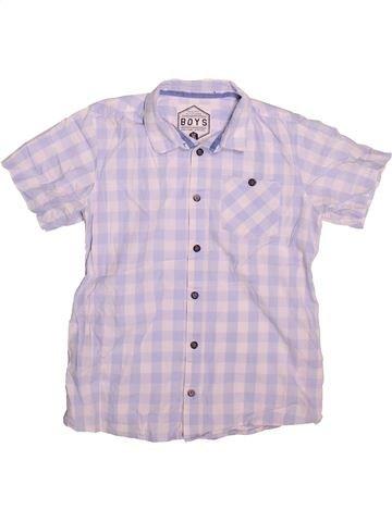 Camisa de manga corta niño MATALAN blanco 12 años verano #1497448_1