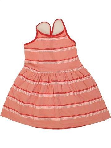Vestido niña VERTBAUDET rosa 4 años verano #1497477_1