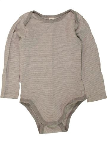 Camiseta de manga larga niño C&A gris 4 años invierno #1497521_1
