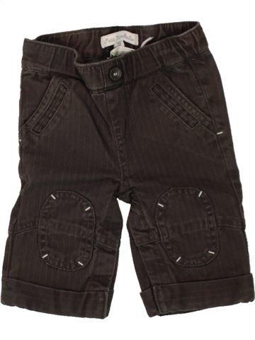 Pantalon garçon KIMBALOO marron 1 mois hiver #1497759_1