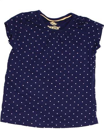 Camiseta de manga corta niña LUPILU azul 2 años verano #1497869_1