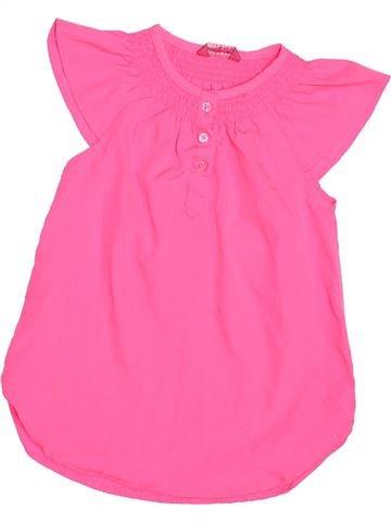 Blusa de manga corta niña PRIMARK rosa 8 años verano #1498022_1