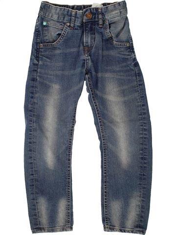 Tejano-Vaquero niño H&M azul 4 años invierno #1498041_1