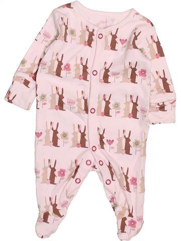 Pijama de 1 pieza niña NEXT rosa 1 mes verano #1498093_1