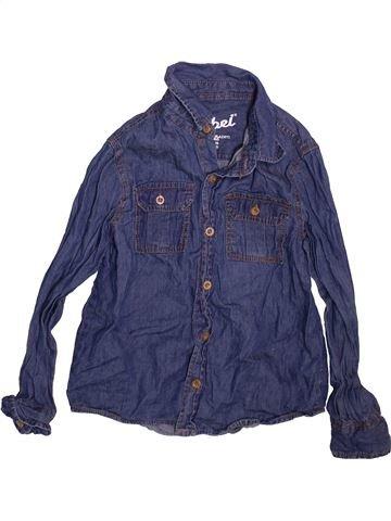 Chemise manches longues garçon PRIMARK bleu 9 ans hiver #1498376_1