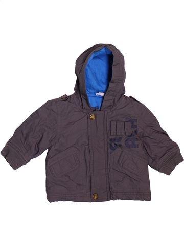 Manteau garçon NEW LOOK gris 3 mois hiver #1498424_1