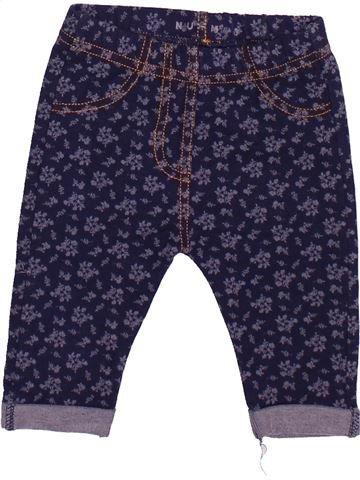 Pantalón niña NUTMEG azul 3 meses invierno #1498436_1