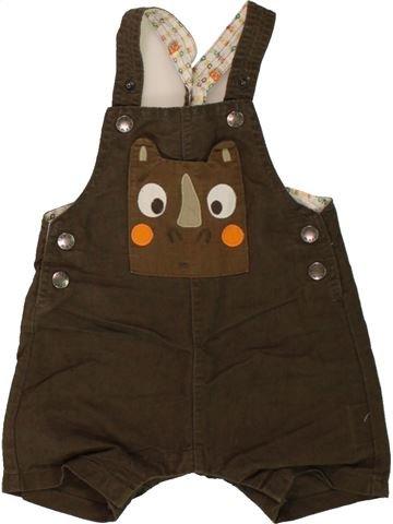 Mono niño DPAM marrón 6 meses verano #1498446_1