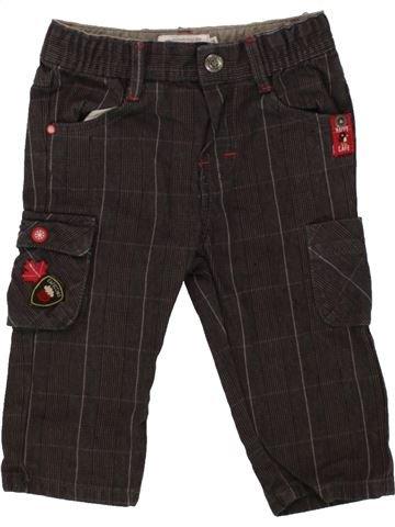 Pantalón niño LA COMPAGNIE DES PETITS marrón 12 meses invierno #1498465_1