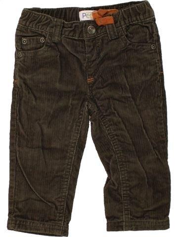 Pantalón niño LA COMPAGNIE DES PETITS marrón 12 meses invierno #1498470_1
