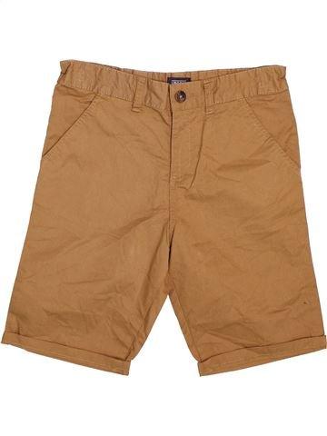 Short - Bermuda garçon UNION BLUES orange 12 ans été #1498498_1