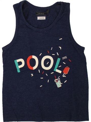 Top - Camiseta de tirantes niño IKKS azul 6 años verano #1498547_1