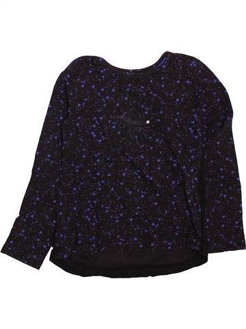 Camiseta de manga larga niña CAPTAIN TORTUE negro 8 años invierno #1498570_1