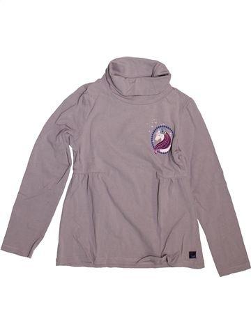 Camiseta de cuello alto niña SERGENT MAJOR gris 7 años invierno #1498585_1