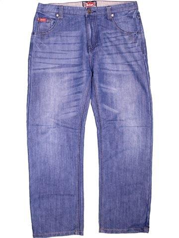 Jean garçon LEE COOPER violet 13 ans hiver #1498618_1