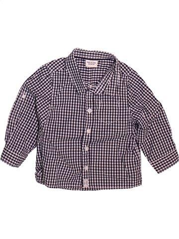 Camisa de manga larga niño TAPE À L'OEIL violeta 18 meses invierno #1498664_1