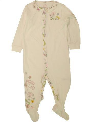Pyjama 1 pièce fille NEXT beige 18 mois été #1498667_1