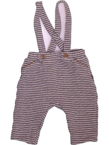 Mono niño OKAIDI violeta 9 meses invierno #1498699_1