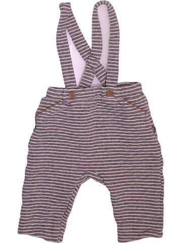 Salopette garçon OKAIDI violet 9 mois hiver #1498699_1