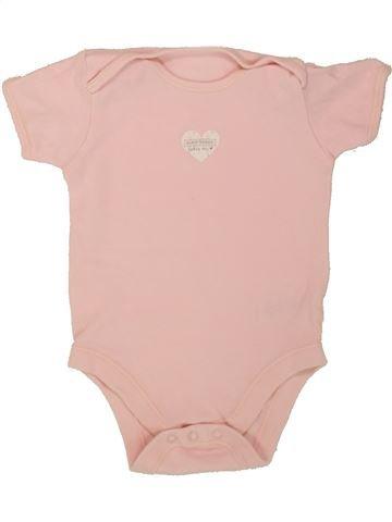 Camiseta de manga corta niña GEORGE rosa 18 meses verano #1498700_1