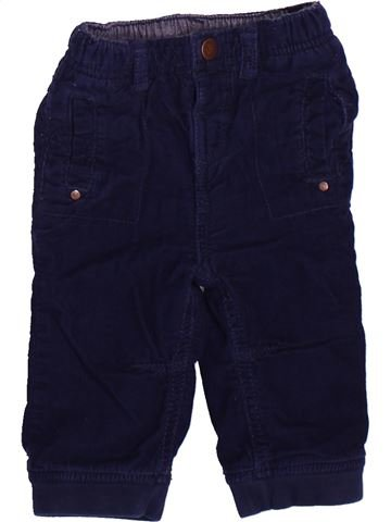 Pantalón niño ORCHESTRA negro 9 meses invierno #1498705_1