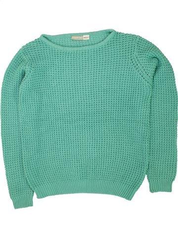 jersey niña PEPPERTS verde 12 años invierno #1498727_1