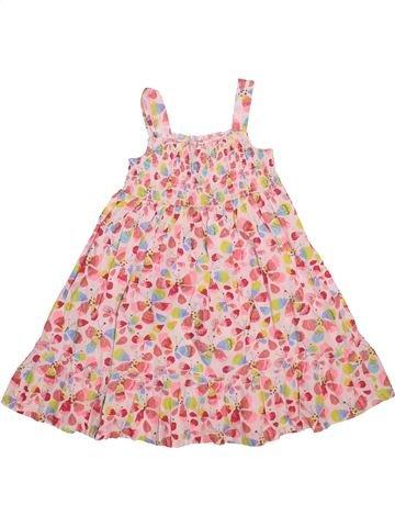 Vestido niña DEBENHAMS rosa 5 años verano #1498736_1