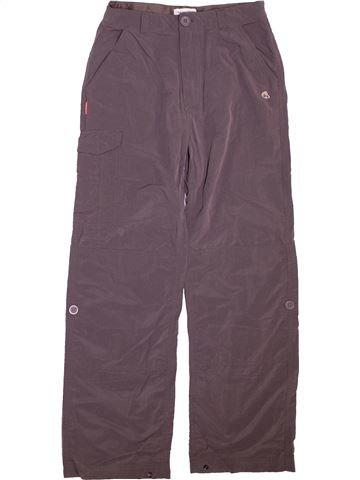 Pantalón niño CRAGHOPPERS gris 12 años invierno #1498753_1
