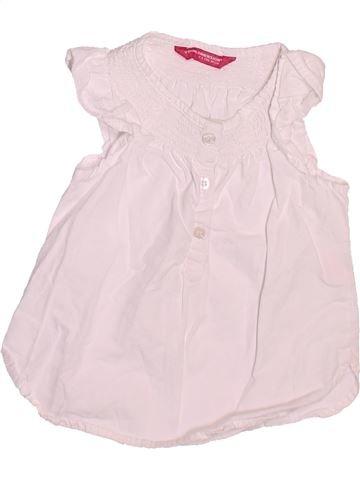 Blusa de manga corta niña PRIMARK blanco 3 años verano #1498780_1