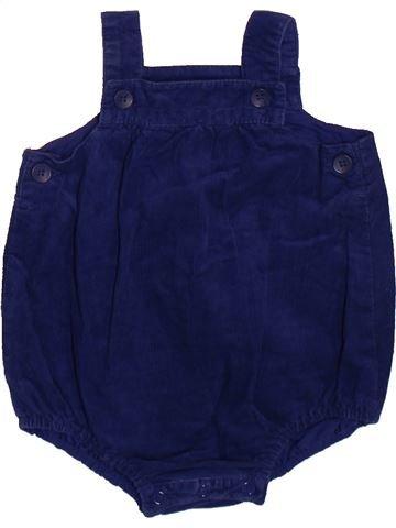 Combinación corta niño ZARA azul 3 meses verano #1498789_1