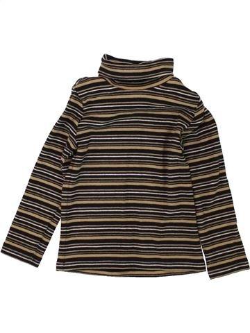 Camiseta de cuello alto niño NEXT marrón 3 años invierno #1498795_1