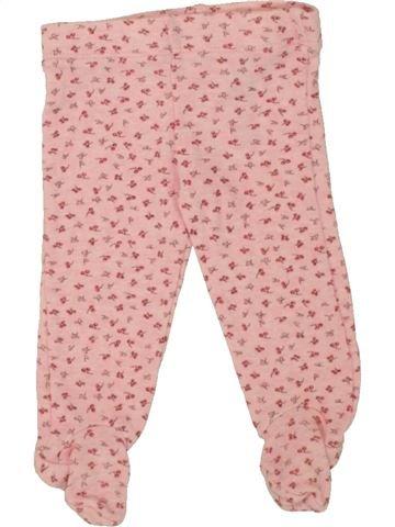 Pantalon fille F&F rose 3 mois été #1498810_1