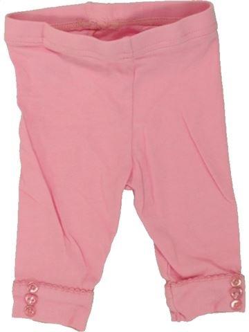 Legging niña DISNEY rosa 3 meses invierno #1498824_1