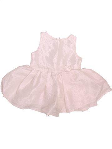 Vestido niña KIABI rosa 9 meses verano #1498828_1