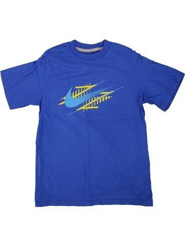 Camiseta de manga corta niño NIKE azul 10 años verano #1498844_1